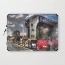 Steam Locomotive 1501 at Bewdley Laptop Sleeve
