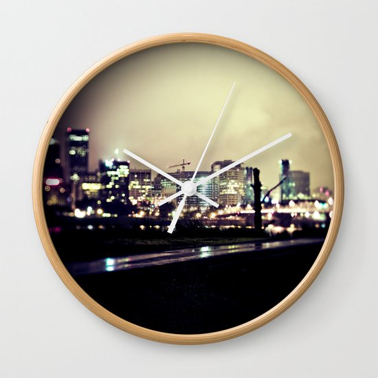 pdx Wall Clock