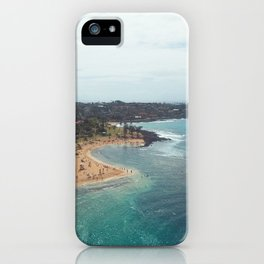 sand bar iPhone Case