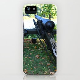 Grand Rapids Cannon III iPhone Case