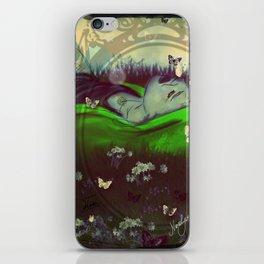 The Gardens (Web)  iPhone Skin