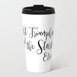 night triumphant and the stars eternal (acowar) Travel Mug