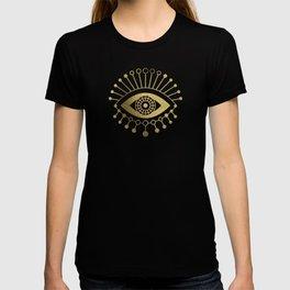 Evil Eyes – Gold Palette T-shirt