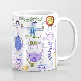 funny folk Coffee Mug