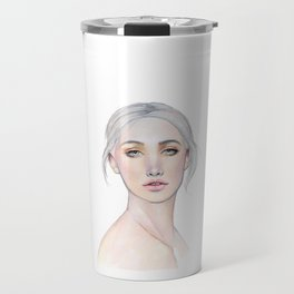 Wolf Girl Travel Mug