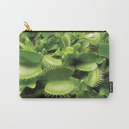 Venus Flytrap Carry-All Pouch