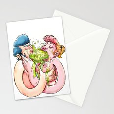Chunky love Stationery Cards