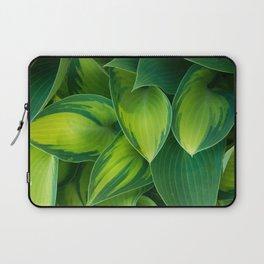 Hosta Camouflage Laptop Sleeve