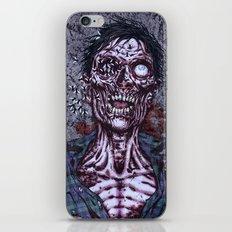 Black Flies iPhone & iPod Skin