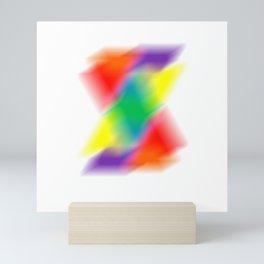 Rainburst Mini Art Print