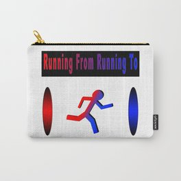 The Runner's Spectrum Carry-All Pouch