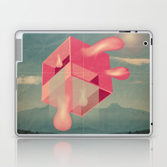 bucolico cubolo Laptop & iPad Skin