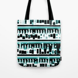 Wine Bottles - version 2 #decor #buyart #society6 Tote Bag
