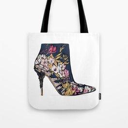 Shoe/Boot Illustration Tote Bag