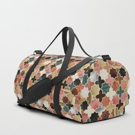 Twilight Moroccan Duffle Bag