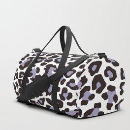 Snow Leopard Pattern_C Duffle Bag