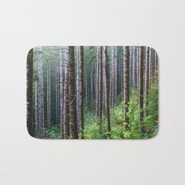 Trees: II // Oregon Bath Mat