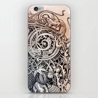 antique iPhone & iPod Skins featuring Antique by Irina Vinnik
