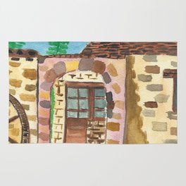 Stone Villa Rug