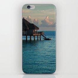 Bora Bora iPhone Skin