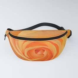Warm Yellow Rose Fanny Pack