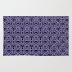 Haunted Mansion Wallpaper Rug