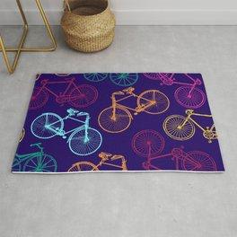 Bicycles - Vintage 1 Rug