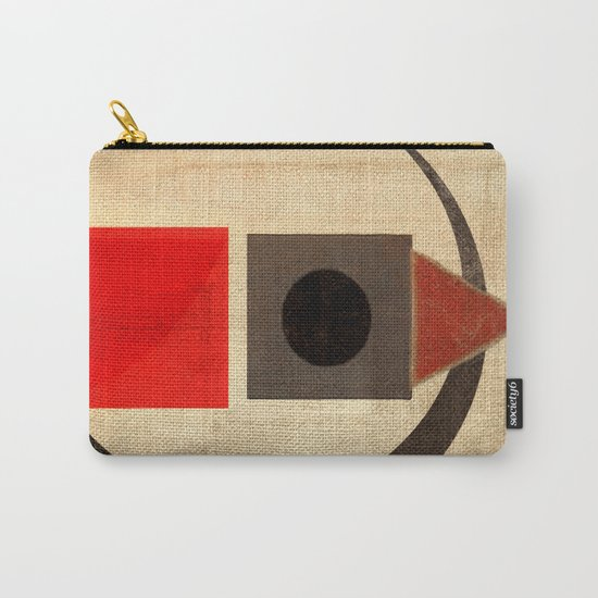 Sushi Bird Carry-All Pouch