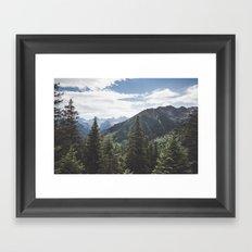 Tatra Mountains Framed Art Print