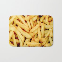 French Fries Bath Mat
