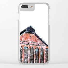 NEW CITY GAS COMPANY OF MONTREAL Clear iPhone Case