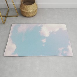 Every Cloud Has a Pink Lining Rug