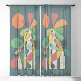 Palma Sheer Curtain
