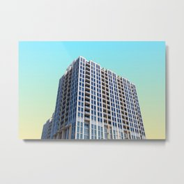 Chicago, Illinois IV Metal Print