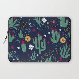 Cactus Blossoms  Laptop Sleeve