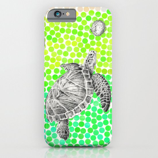 New Friends 1 by Eric Fan and Garima Dhawan iPhone & iPod Case