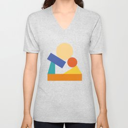As a child Unisex V-Neck