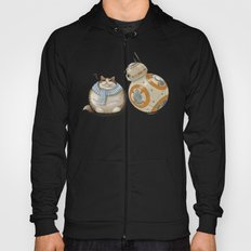 CAT AND DROID Hoody