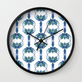 Dance of the Magpies Wall Clock