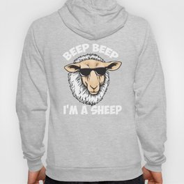 Beep Beep I'm A Sheep Hoody