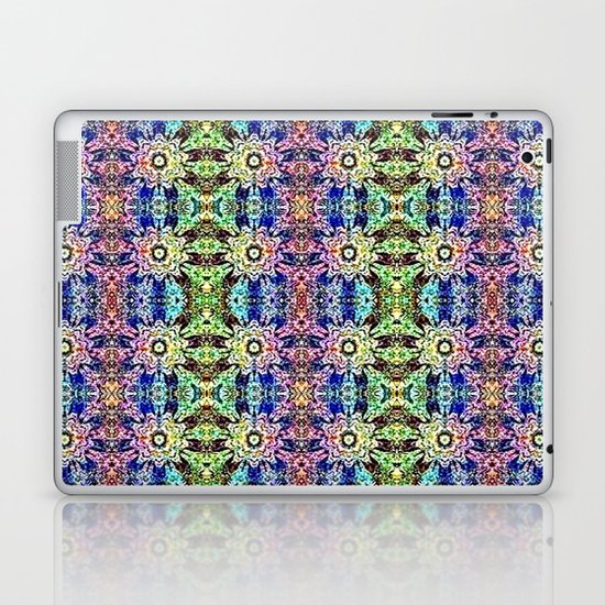 Misty Roses 2 Laptop & iPad Skin