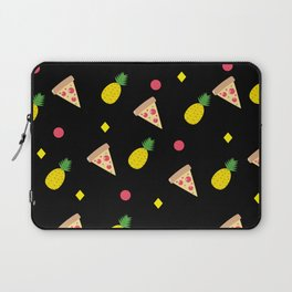 Pizza Pineapple Party Laptop Sleeve