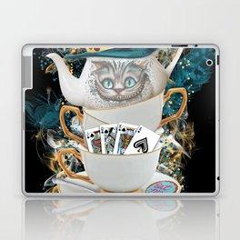 Alice in Wonderland Cheshire Cat Laptop & iPad Skin