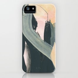 abstract painting IV iPhone Case