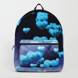 blue hearts Backpack