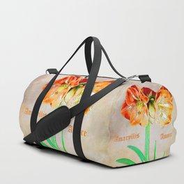 Amaryllis Amore Duffle Bag
