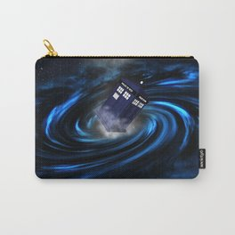 TARDIS BLUE HOLE Carry-All Pouch