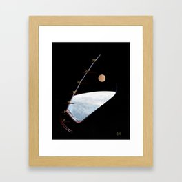 GO for TLI Framed Art Print