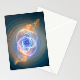Cat's Eye Nebula Stationery Cards