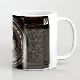 Canon Camera EF Style Coffee Mug